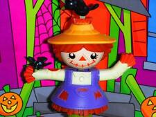 Solar activated Halloween Scarecrow fits Fisher Price Loving Family Dollhouse