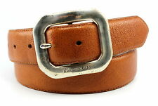 Kenneth Cole New York Leather Belt K7782 Size M
