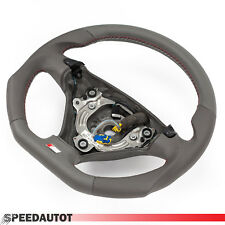 s-line sport adintelado Volante multifunción cuero gris AUDI A3,A6,A8