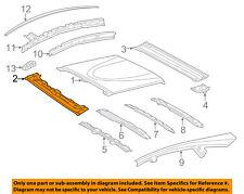TOYOTA OEM 12-17 Prius V ROOF-Windshield Header 6310247060