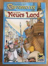 Hans Im Gluck - Carcassonne - Neues Land Game (2005) Leo Colovini - Complete