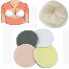 8pcs Washable Breast Shield Feeding Absorbent Spill Prevention Nursing Pads