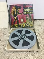 VINTAGE 8MM HOME MOVIE CHARLES LAUGHTON HUNCHBACK OF NOTRE DAME KEN FILMS W/BOX+