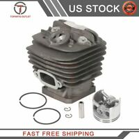 Engine Motor 48mm Cylinder Piston Kit For 034 036 Stihl MS360 MS340 Chainsaw