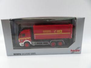 Herpa 1:87 Mercedes Benz Feuerwehr Osnabrück LKW #2157