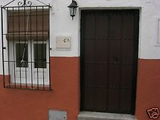 Spain. Large Andalucian House with garage for sale may swop for UK cottage