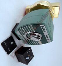 "New Washer Kit W/Din Valve 3/4"" Brass 240/60 220 for 381701 Unimac F8521801"
