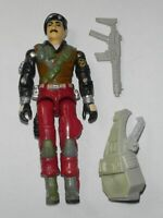 1986 GI Joe Special Mission Brazil Dial Tone v2 Figure *Complete *READ* DAMAGE