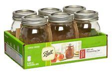 Ball Mason Glass Preserving Homemade Jam Gift Jars 240ml