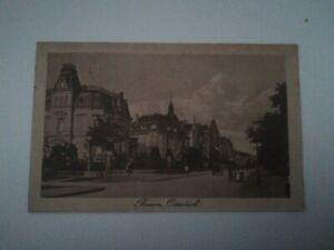 Alte Ansichtskarte Bremen osterdeich 1921