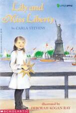 Lily and Miss Liberty by Carla Stevens, Good Book