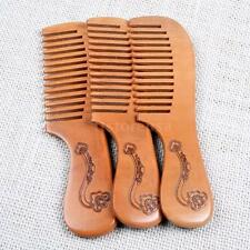 High Quality Wooden Comb Anti-static Comb Wood Hair Brush Massage Health Care FG