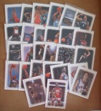 2009-10 Upper Deck Masterpieces Insert Card - U-Pick 3 for $6 -Complete your set