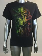 Bob Marley t-shirt Get up Stand up for your rights, Zion Rootswear, Small