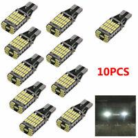 10x T15 W16W 45SMD Auto LED Rückfahrlicht Fehlerfrei Canbus Birne Blinker Lampe
