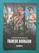 BOURGEON : rétrospective par Delcourt / 2014