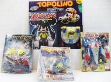 """TOPOLINO """"STAR TOP"""" 4 uscite n° 3079/82 completo e perfetto c/fumetti"""