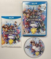 Super Smash Bros. (Wii U, 2014) COMPLETE!!