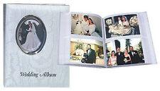 Pioneer WAF-46 Oval Framed Wedding Album Holds 200 4 x 6 Photos -Asst Desig