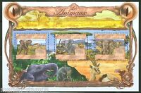 GUINEA  2013 THE ANIMALS  ELEPHANT SHEET MINT NH