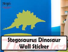 Stegosaurus Dinosaur Wall Vinyl Sticker