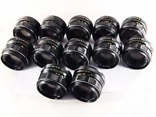 Soviet lens Helios 44M - 4 (2/58)  (M42). 12 pcs.) - Good condition !!!