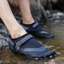 Hombres Zapatos para caminar agua de secado rápido para Buceo Natación Surf descalzo aqua Sports Po