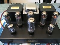 Cary Audio Design SLA-70 Amp  Stereo Tube Amplifier Made In USA