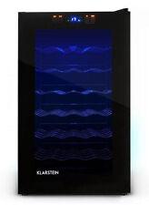 Klarstein Weinkühlschrank Flaschenkühlschrank Kühlbox Mini Keller Zimmer bar 70l