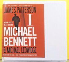 I, Michael Bennett by James Patterson (CD, Unabridged