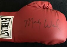Irish Micky Ward Signed Everlast Boxing Glove