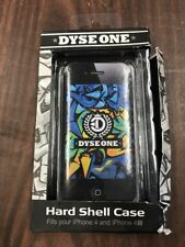 Dyse One Hard Shell iPhone 4 And 4s Case Graffiti Design New In Box
