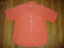 TEDDY SMITH chemise taille L 100% coton très belle couleur tissus épais