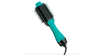 Revlon Salon One-Step Hair Dryer and Volumizer - Teal - New Packaging Design