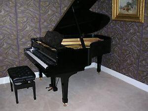 YAMAHA GRAND PIANO C3.  5 YEAR GUARANTEE. MADE IN THE 1970'S. 0% FINANCE OPTION