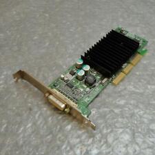 64MB Dell J0880 0J0880 nVidia Quadro NVS 280 DMS-59 AGP Graphics Video Card