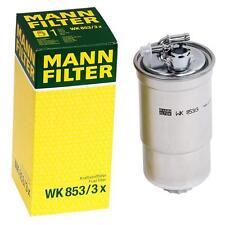 Mann Filter WK853/3x Kraftstofffilter Audi A3 A4 A6 VW Golf Passat Skoda Seat