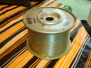 Spool of 15# Test Fishing Line That Appears To Be Mono