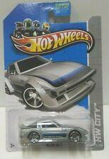 2013 Hot Wheels City Mazda RX-7 22 Treasure Hunt