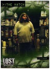 The Hatch : Food #48 Lost Revelations 2006 Inkworks Trade Card (C1177)