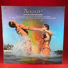 VARIOUS This Is It! 1979 UK vinyl LP EXCELLENT CONDITION 70s Disco Seventies a