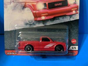 Hot Wheels Premium Power Trip 1991 GMC Syclone. 1/64 scale