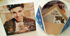 CD SINGLE EUROVISION 2012 Turquie : Can Bonomo	Love Me Back - Special Packaging