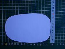 Rétroviseur Extérieur Miroir De Verre Ersatzglas OPEL RECORD p1 à partir de 1957-62 Li O RE SPH Convexe