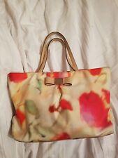 Kate Spade Bag Flower Print