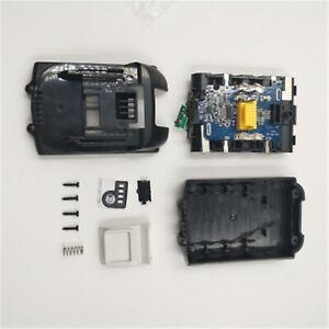 For MAKITA 18V 3Ah/4Ah/5Ah/6Ah Battery Case Circuit Board with LED Indicator Set