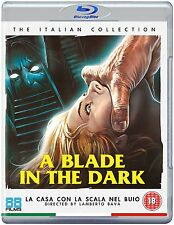 BLU RAY A BLADE IN THE DARK    ( STUDIO 88 FILMS )  NEW SEALED UK STOCK