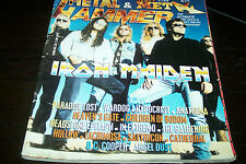 METAL HAMMER MAGAZINE 5/1999 IRON MAIDEN PARADISE LOST IN EXTREMO SATYRICON