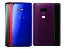 Original Battery Glass Cover Back Door For HTC U11/U12 Plus W/Rear Camera lens