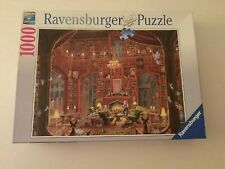Ravensburger Sanctuary of Knowledge 1000 pc Puzzle  2009 Randal Spangler